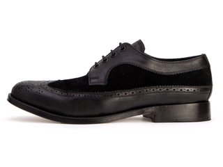 Foster Shoes Black