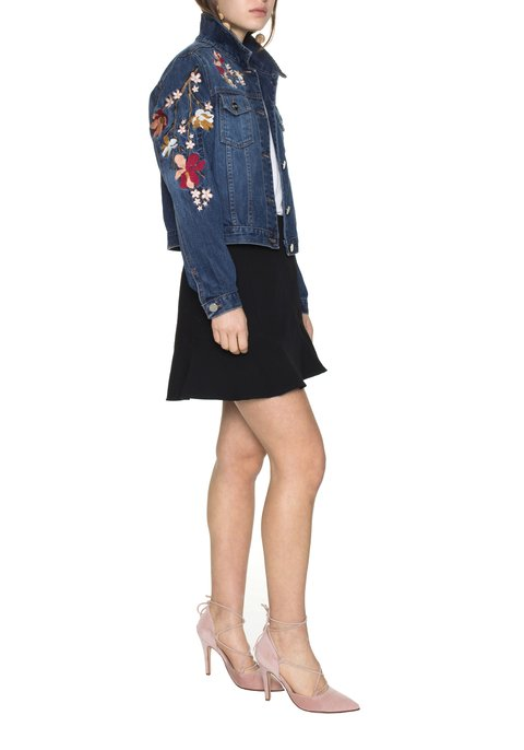 Campera Flower en internet
