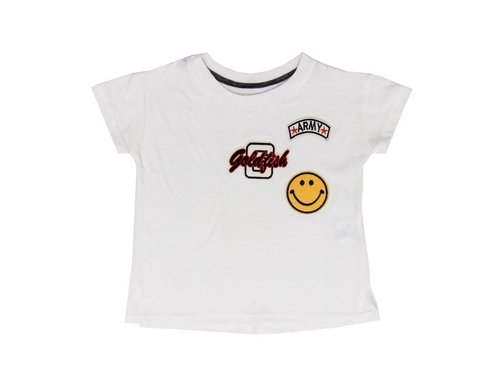 Remera Mini Soho Aplique