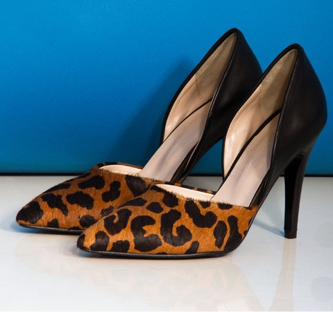 STILETTO CAPRI LEOPARDO