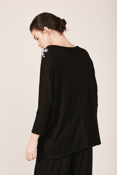 Sweater Port Bordado - comprar online