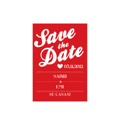 Save the date cuore