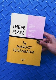 Cuaderno Three plays - comprar online