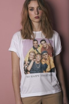 Remera Backstreet Boys