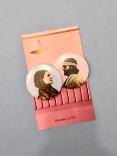 Margot and richie pin kit