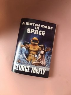 Cuaderno A match made in space