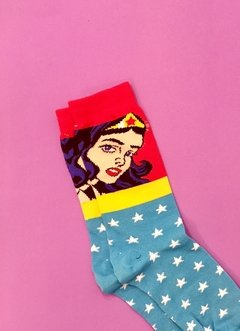 Medias Wonder Woman