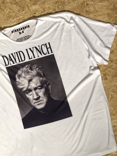 Remera nineties Lynch