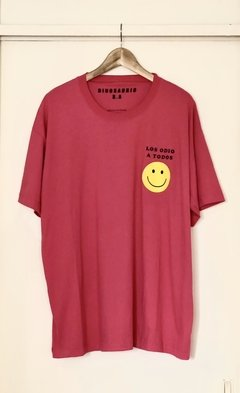 Remerón Smiley Fucsia
