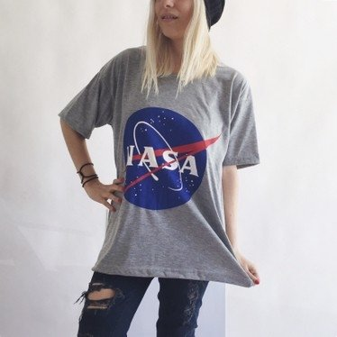 Remera Nasa en internet