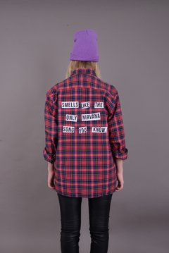 (Ungendered) Camisa teen spirit