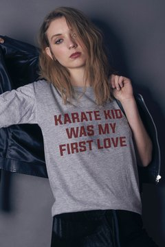 Remera Karate Kid