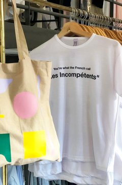 Remera Les Incompetents - comprar online