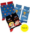 Gamer sock pack