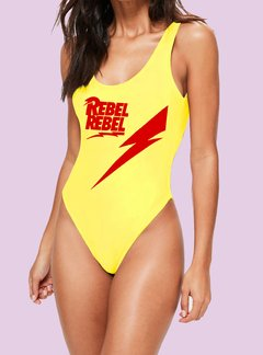 Body enteriza Rebel - comprar online