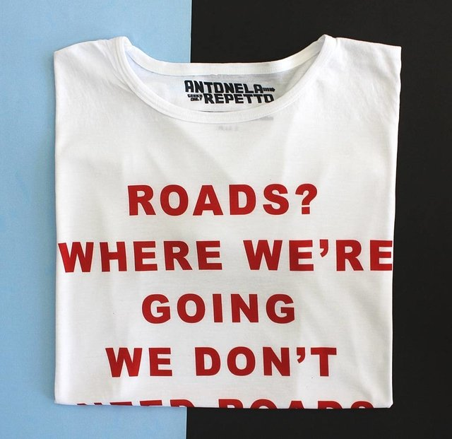 Remera Roads en internet