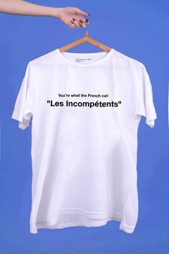 Remera Les Incompetents