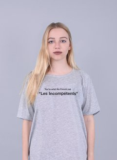 Remera Les Incompetents en internet