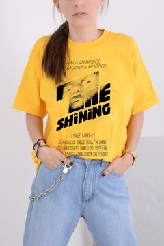 (Ungendered) Remera The shining - Dinosaurio