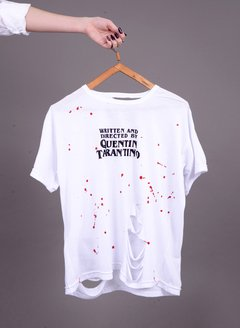 (Ungendered) Remera Tarantino en internet