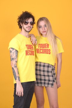 (Ungendered) Remera Tower Records