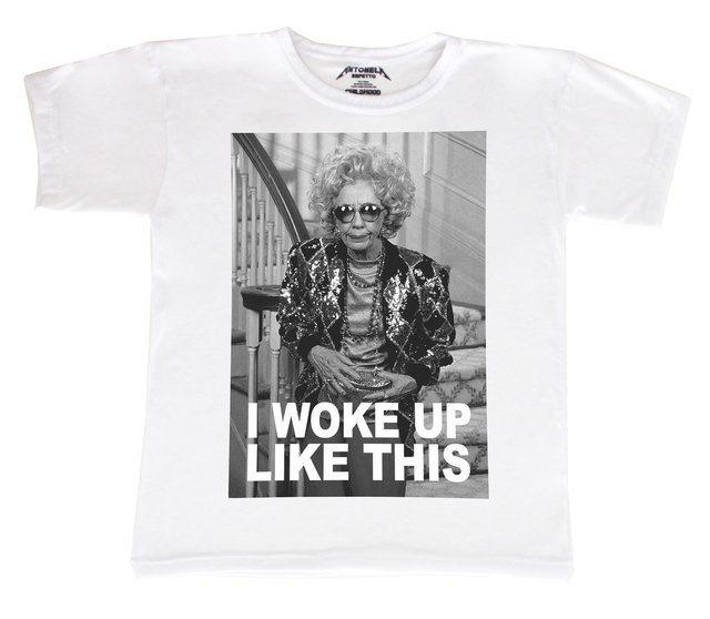 Remera Woke up - comprar online