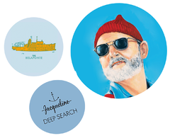 Pin kit Life Aquatic