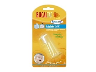 Cepillo dental BUCAL BABY para bebés