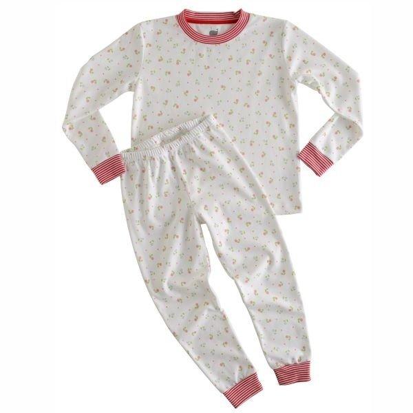 e0f3c7db49 Pijama Floral calça + blusa manga longa - comprar online