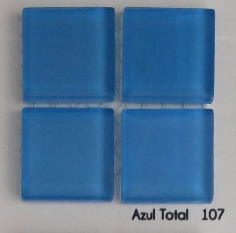 Malla 4mm Crystal Mosaics Azul Total 107 en internet