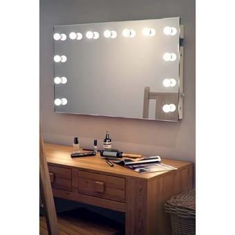 Comprar espejos led en oikos design tienda online filtrado por productos destacados - Miroir coiffeuse led ...