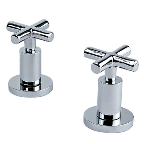 Llaves de paso victoria oikos design tienda online for Llaves para lavabo helvex