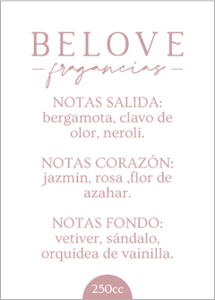 BLENDS - fragancias exclusivas - - Belove