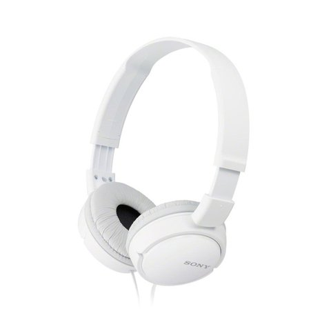 Auricular Sony MDR-ZX110/WCUC WHITE Vincha