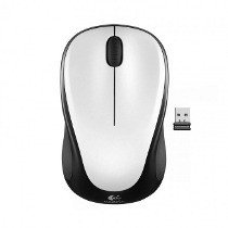 Mouse Logitech Wir M317 Christal White 910-003245