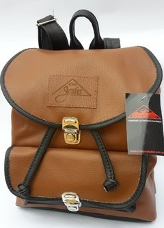 MOCHILA SUBLIME MARRON