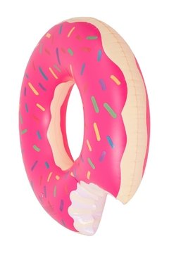 Inflable rosquilla 107 cm - comprar online