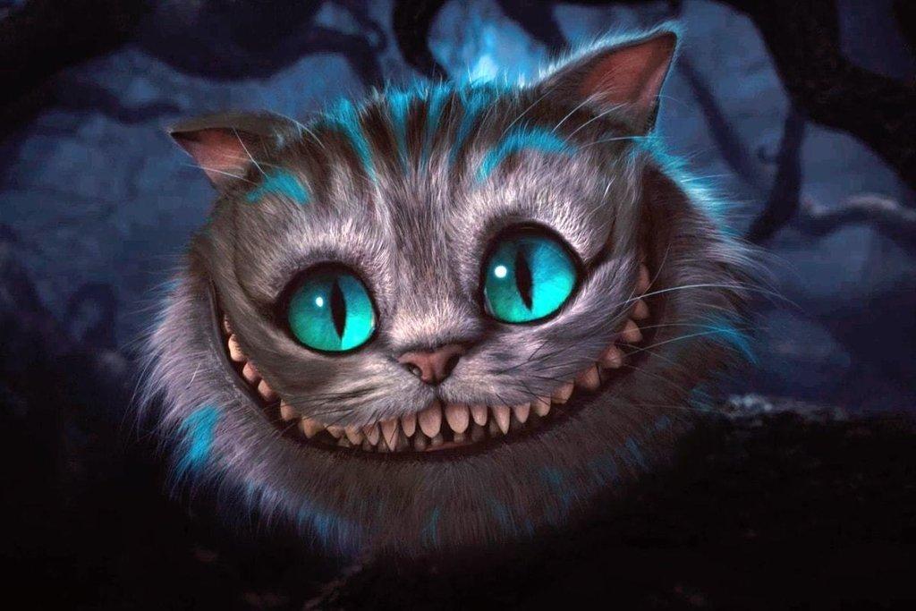Resultado de imagen de cheshire gato