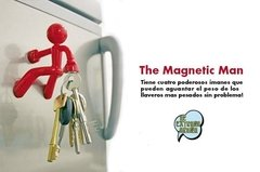 Magnetic Man!