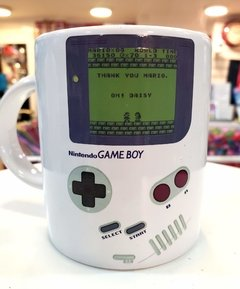 Taza GAME BOY sensible al calor!