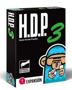HDP expansion en internet