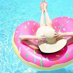 inflable rosquilla 70 cm - comprar online