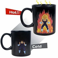 Taza VEGETA sensible al calor! en internet