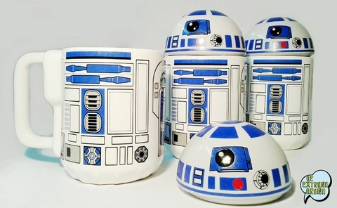 Taza Star Wars en internet