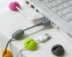 Organizador de cables, CABLE DROP! en internet