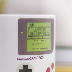Taza GAME BOY sensible al calor! en internet
