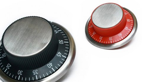 Lock Magnetic Timer