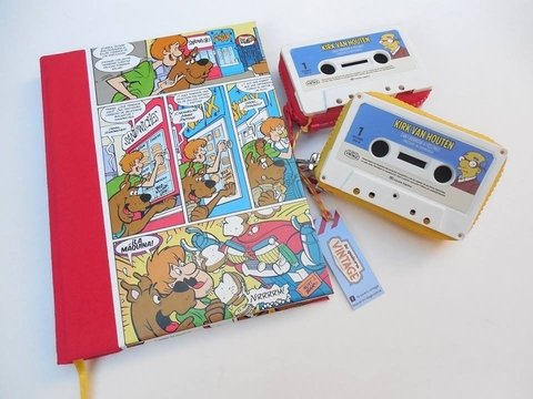 Monederos cassette Simpsons!