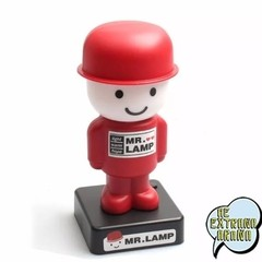 Mr Lamp en internet