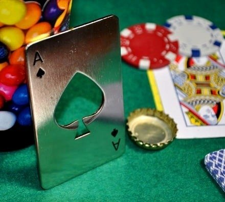 Destapador Poker!